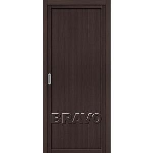 Раздвижная дверь Твигги M1 Wenge Veralinga