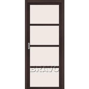 Раздвижная дверь Твигги V4 Wenge Veralinga