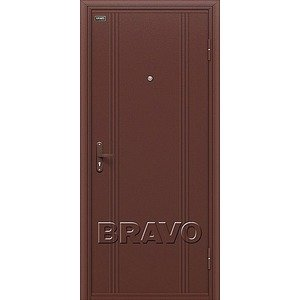 Входная дверь Door Out 101 Антик Медь/Антик Медь