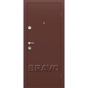 Входная дверь Йошкар Антик Медь/П-18 (Ель Карпатская)