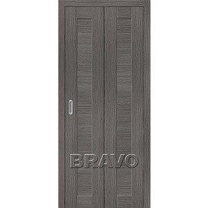 Складная дверь Порта-21 Grey Veralinga