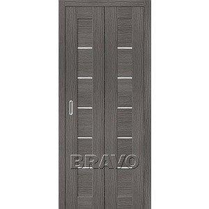 Складная дверь Порта-22 Grey Veralinga