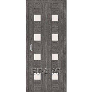 Складная дверь Порта-23 Grey Veralinga