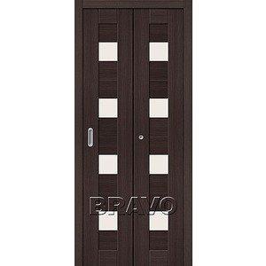 Складная дверь Порта-23 Wenge Veralinga