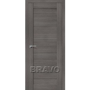 Дверь межкомнатная Порта-21 Grey Veralinga