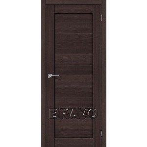 Дверь межкомнатная Порта-21 Wenge Veralinga
