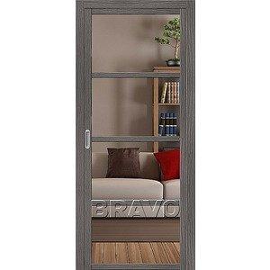 Раздвижная дверь Твигги V4 Crystalline Grey Veralinga