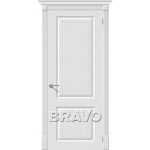 Дверь межкомнатная Скинни-12 Аrt Whitey