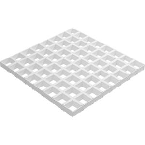 Грильято GL-24 100*100*34 - Белый