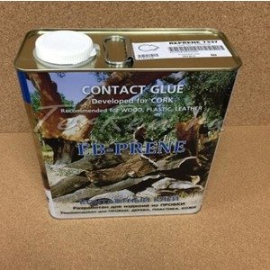 EB-PRENE Клей контактный для пробки EB-PRENE 4445 Cork (1л)